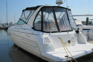 35ft Cruisers International Yacht For Sale
