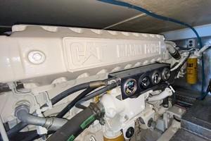 Ocean 48 - Bad Fish - Engine Room