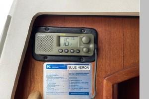 Blue Heron 32ft Hunter Yacht For Sale