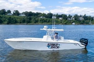 34 SeaVee 2017 - Strike Back