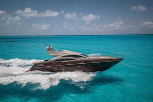 YTO is a Sunseeker Predator Yacht For Sale in Cancun--12