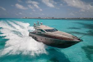 YTO is a Sunseeker Predator Yacht For Sale in Cancun--3