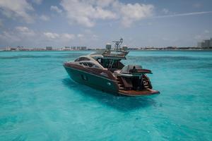 YTO is a Sunseeker Predator Yacht For Sale in Cancun--15