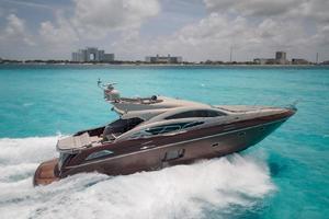 YTO is a Sunseeker Predator Yacht For Sale in Cancun--2
