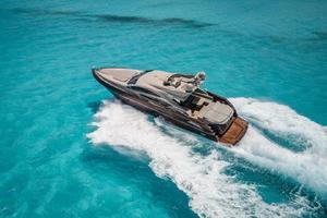 YTO is a Sunseeker Predator Yacht For Sale in Cancun--9