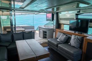 YTO is a Sunseeker Predator Yacht For Sale in Cancun--67