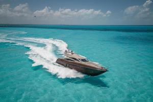 YTO is a Sunseeker Predator Yacht For Sale in Cancun--5