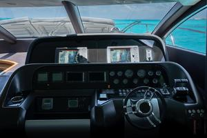 YTO is a Sunseeker Predator Yacht For Sale in Cancun--62