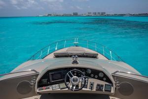 YTO is a Sunseeker Predator Yacht For Sale in Cancun--21