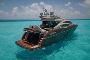 YTO is a Sunseeker Predator Yacht For Sale in Cancun--14