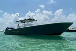 SeaHunter 37 - Lonesome Cowboy - Profile