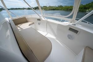 Viking 48 - Liberty - Flybridge Seating