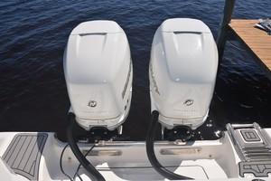 Tidewater 320 CC - engines