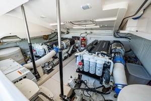 Tiara 43 - She Salty II - Engine Room