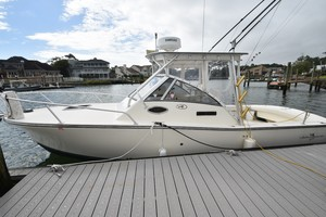 Albe Chillin is a Albemarle Express Fisherman Yacht For Sale in Virginia Beach-2001 Albemarle 280 - Albe Chillin-82