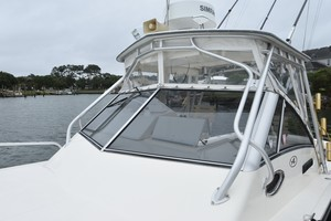 Albe Chillin is a Albemarle Express Fisherman Yacht For Sale in Virginia Beach-2001 Albemarle 280 - Albe Chillin-4