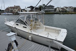 Albe Chillin is a Albemarle Express Fisherman Yacht For Sale in Virginia Beach-2001 Albemarle 280 - Albe Chillin-0