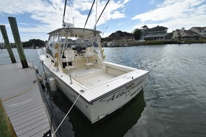 Albe Chillin is a Albemarle Express Fisherman Yacht For Sale in Virginia Beach-2001 Albemarle 280 - Albe Chillin-83