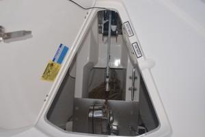 Pursuit 32 - Grillin Time - windlass