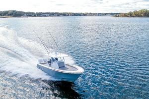 2Valhalla Boatworks 33 - Front Profile