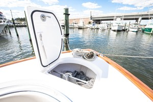 Valhalla Boatworks 33 - Anchor