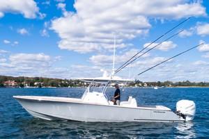 Valhalla Boatworks 33 - Profile
