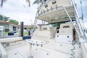 Tiara Yachts 43 - Amadeus - Cockpit