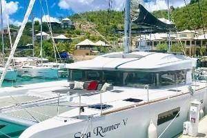 52 Lagoon 52 F 2019  Sea Runner V