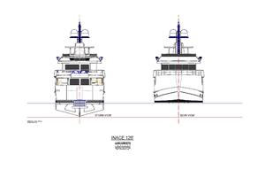 126' Inace Yachts Explorer 2019