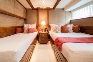 Guest Stateroom 3: Double + Twin + Pullman