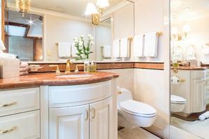 155' Christensen 2001/2018 155ft 2001 Guest Bathroom