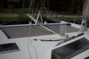 60' Catamaran Custom Commercial Term Charter Catamaran 60 1999 Forward Deck