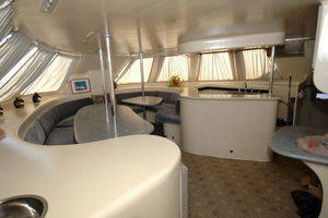 60' Catamaran Custom Commercial Term Charter Catamaran 60 1999 New Update Salon
