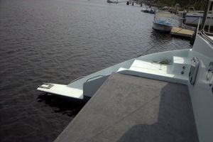 60' Catamaran Custom Commercial Term Charter Catamaran 60 1999 Swim Platform