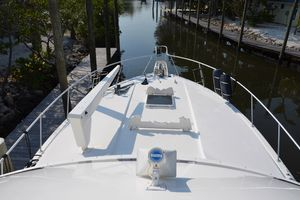 50' Bertram 50 Convertible 1990 Foward Deck