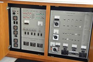 50' Bertram 50 Convertible 1990 Electrical Panel