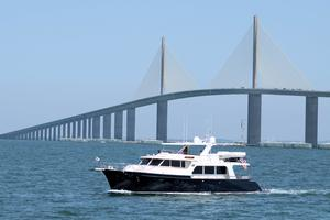 62' Marlow 62E 2018 Profile at Skyway Bridge