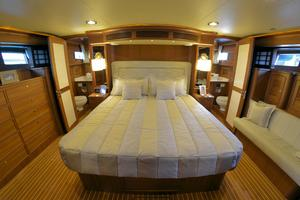 62' Marlow 62e 2018 Master Stateroom