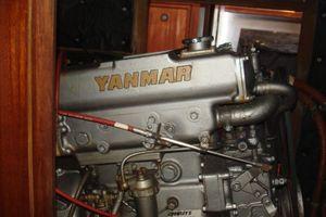 37' C&C 37/40 Wing Keel (Model 37R) 1990 35 HP Yanmar
