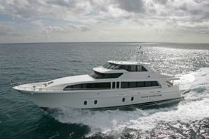 95' Cheoy Lee Bravo Series Sport Motor Yacht 2019 Photo 1