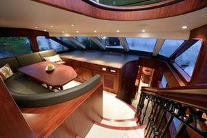 95' Cheoy Lee Bravo Series Sport Motor Yacht 2019 ObservationLounge