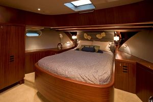 78' Cheoy Lee Bravo 78 2019 Forward Guest Stateroom