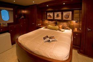 78' Cheoy Lee Bravo 78 2019 VIP Stateroom