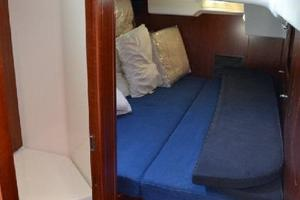 52' Beneteau 523 (owners version) 2005 Aft Port Cabin and Head
