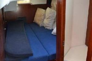 52' Beneteau 523 (owners Version) 2005 Aft Starboard Cabin and Head
