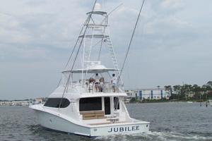 68' Hatteras 68gt 2009 Profile Port Forward