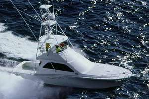 is a Cabo 47 Convertible Yacht For Sale-Manufacturer Provided Image-11