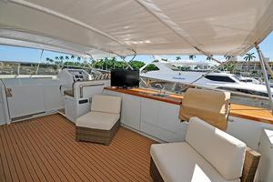 118' Broward Raised Pilothouse My 1995 Flybridge