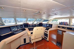 118' Broward Raised Pilothouse My 1995 Pilothouse Helm