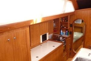 60' Auzepy Brenneur Sloop 2008 Auzepy Brenneur Sloop - Galley to Port